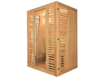 Sauna traditionnel à vapeur
